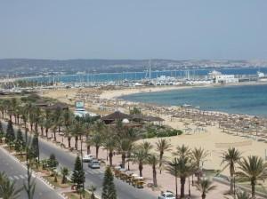 Hammamet, Tunísia