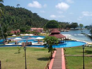 Ilhéu das Rolas Resort - São Tomé e Príncipe